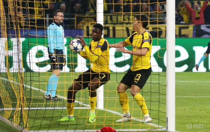 Les notes de Dortmund