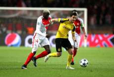 Les notes de Dortmund face à Monaco