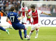 Les notes de l'Ajax contre Manchester