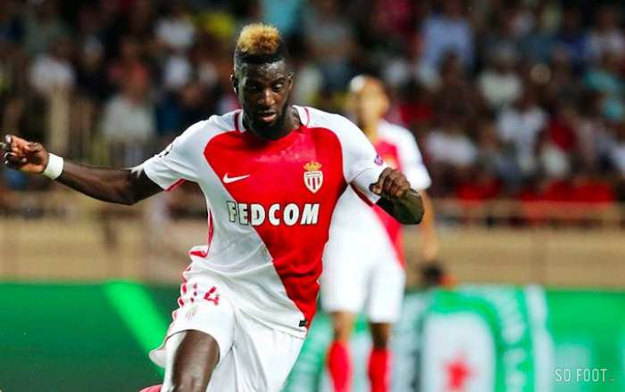 Les notes de l'AS Monaco contre Paris