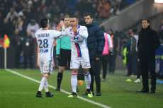 Les notes de l'OL face à Marseille