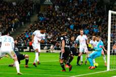 Les notes de l'OM face à l'OL