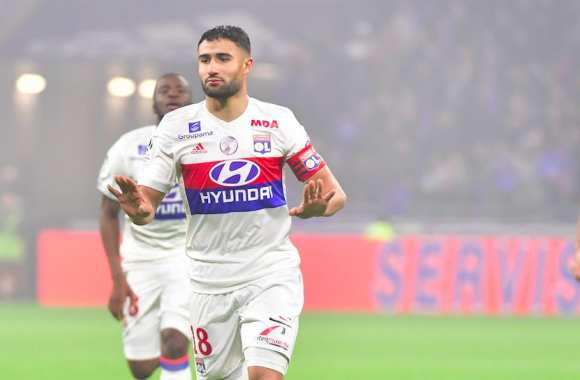 Les notes de Lyon face à l'OM
