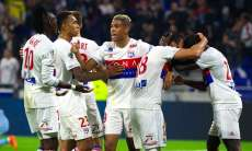 Les notes de Lyon face à Monaco