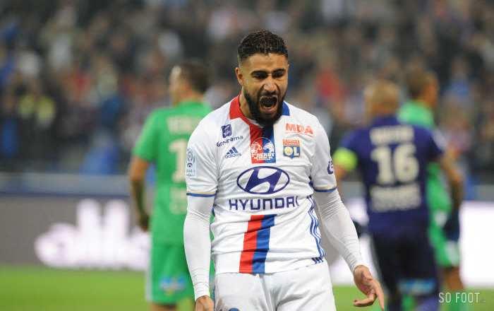 Les notes de Lyon face à Sainté