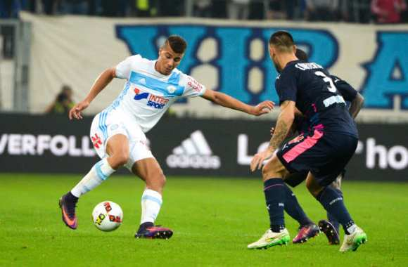 Les notes de Marseille face à Bordeaux