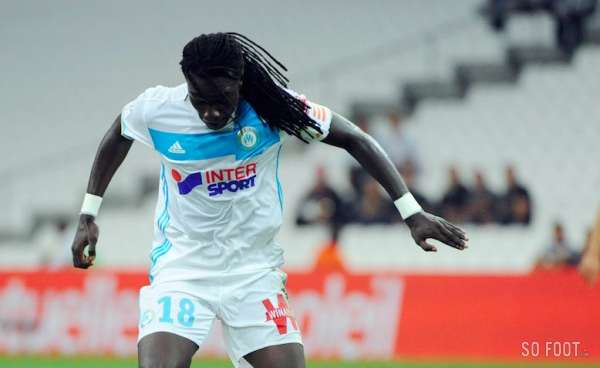 Les notes de Marseille face à Nantes