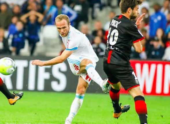 Les notes de Marseille face à Rennes