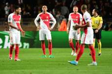 Les notes de Monaco contre la Juve