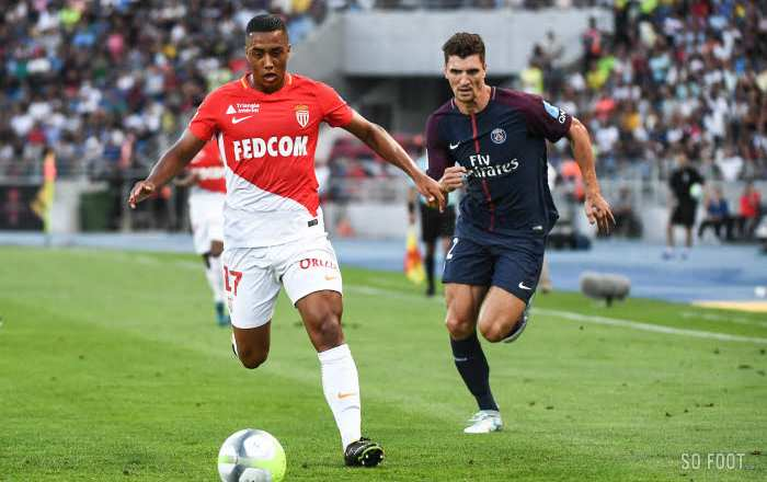Les notes de Monaco contre le PSG
