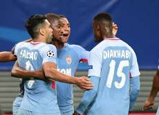 Les notes de Monaco contre Leipzig