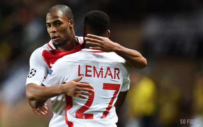 Les notes de Monaco-Tottenham