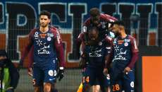 Les notes de Montpellier face à l'OM