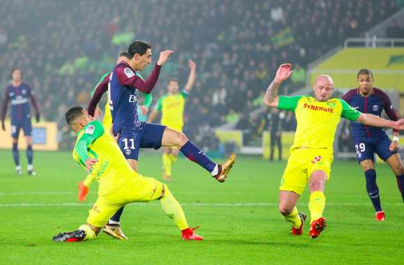 Les notes de Nantes face au PSG