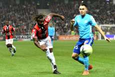 Les notes de Nice contre Marseille
