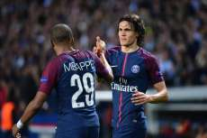 Les notes de Paris contre le Bayern