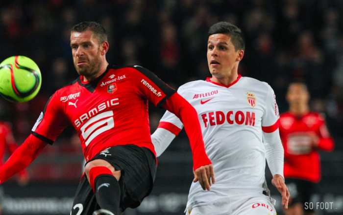 Les notes de Rennes-Monaco
