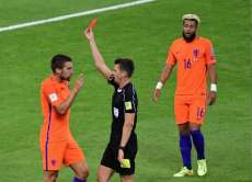 Les notes des Pays-Bas contre la France