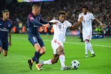 Les notes du Bayern contre Paris