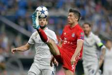 Les notes du Bayern face au Real