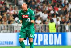 Les notes du Napoli face à Nice
