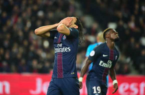 Les notes du PSG face à l'OM