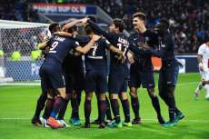 Les notes du PSG face à Lyon