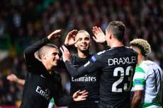 Les notes du PSG face au Celtic