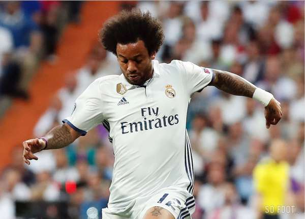 Les notes du Real Madrid contre le Bayern
