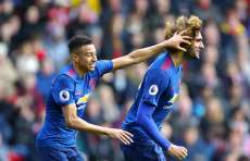Les Red Devils se relancent à Middlesbrough