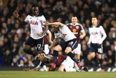 Les Spurs retournent Burnley