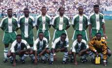 Les <i>Super Eagles</i> de 96.