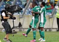 Les Super Eagles s�envolent en finale