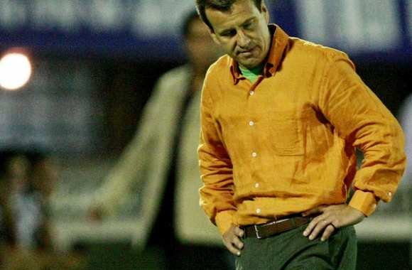 Les supporters critiquent Dunga