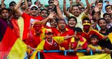 Les supporters d'East Bengal