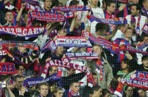 Les supporters de Caen privés de local