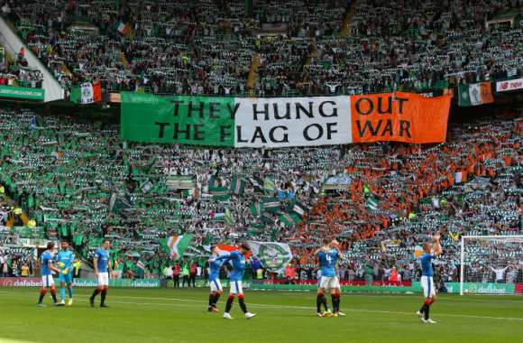 Les supporters du Celtic provoquent l'indignation