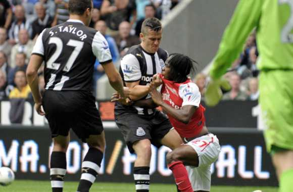 Les tweets de Newcastle-Arsenal
