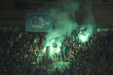 Les ultras internationaux du Panathinaikos