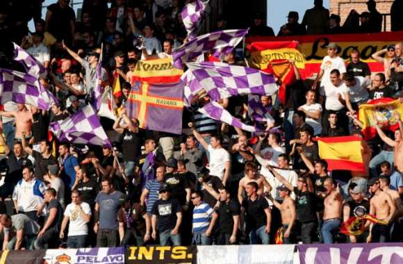 Les Ultras Sur du Real Madrid
