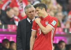 Lewandowski absent face au Real
