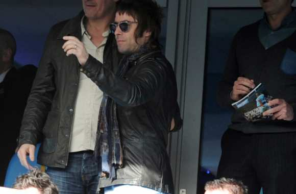 Liam Gallagher, en 2012