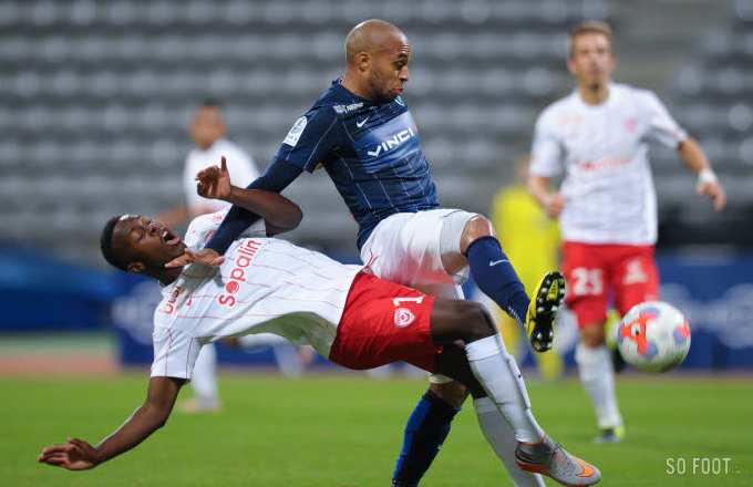 Ligue 2 : Nancy s'arrache