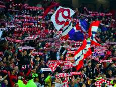 Lille-Nice, ultras united