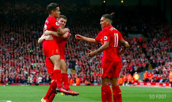 Liverpool régale, Manchester City continue son perfect