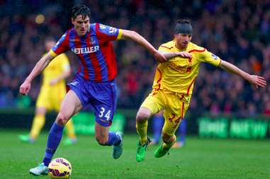 Liverpool s'embourbe � Crystal Palace