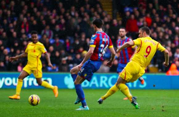 Liverpool s'embourbe à Crystal Palace