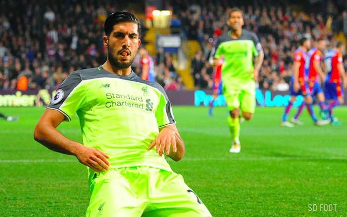 Liverpool, une suite royale au Palace