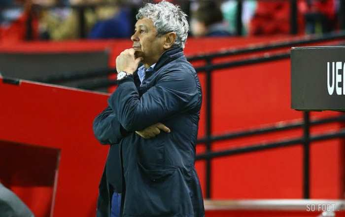Lucescu loue le coaching de Deschamps