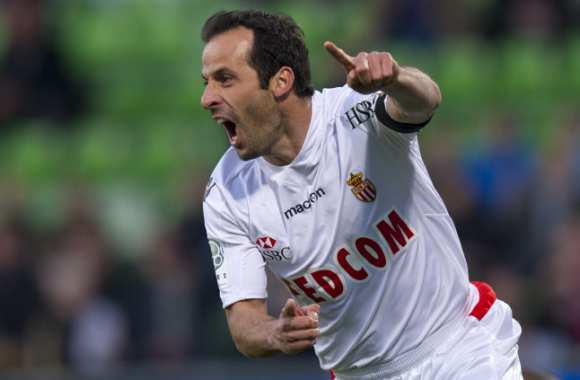 Ludovic Giuly (AS Monaco)